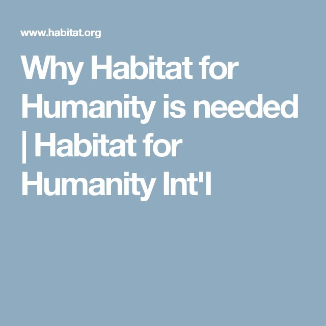 1000+ ideas about Habitat For Humanity on Pinterest ...