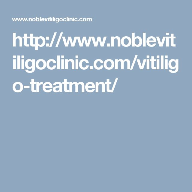 http://www.noblevitiligoclinic.com/vitiligo-treatment/