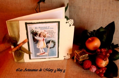 Las Artesanias de Mary: scrapbooking