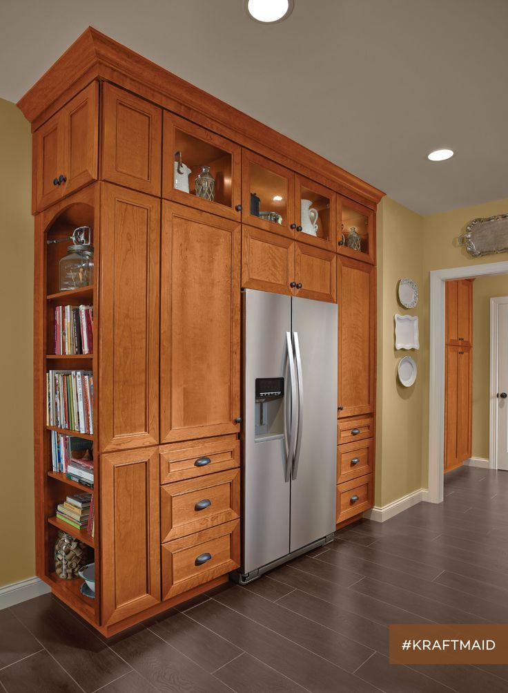 Best 25 Cherry Cabinets Ideas On Pinterest Cherry Kitchen Cabinets Cherry Kitchen And Brown
