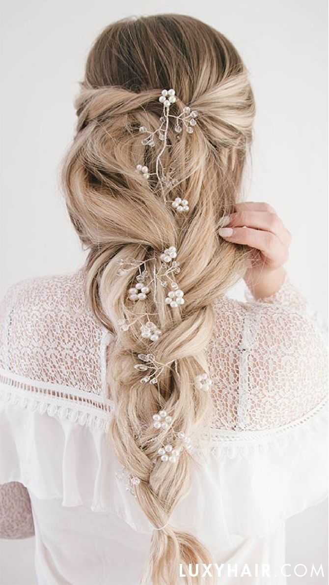 wedding hairstyles: 3 romantic bridal hairstyles to fall in
