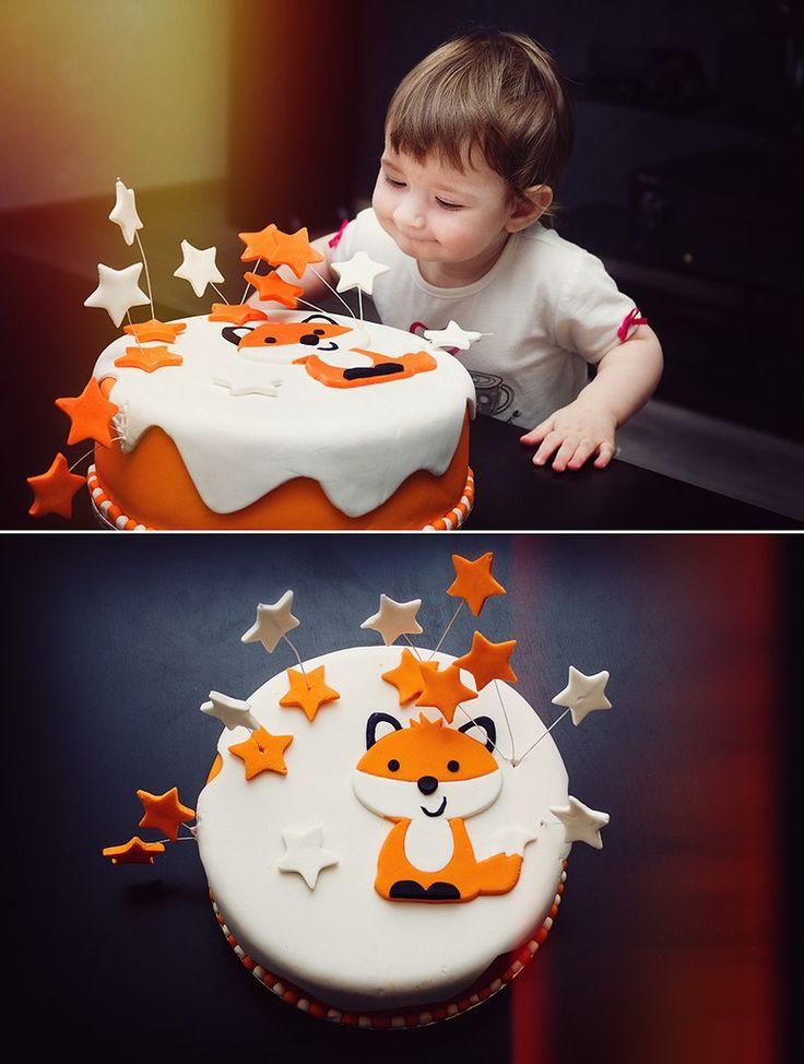 fox cake Plus