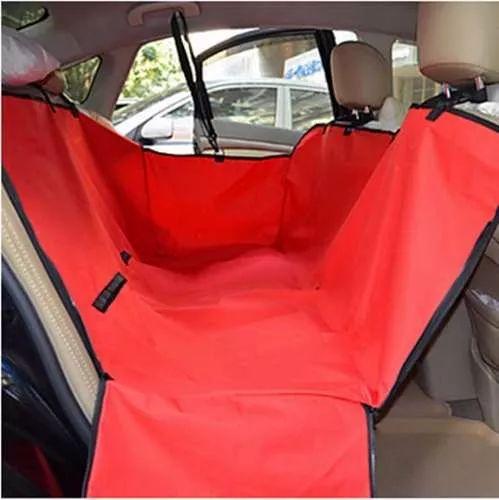 capa protetora dog plus impermeável levar cães no carro