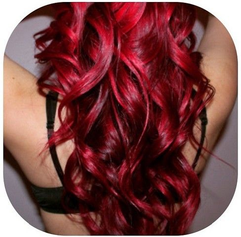 get hair color bright and thick