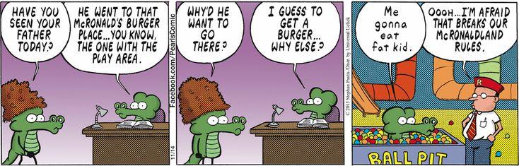 Pearls Before Swine. Crocs. | {Laugh} | Pinterest
