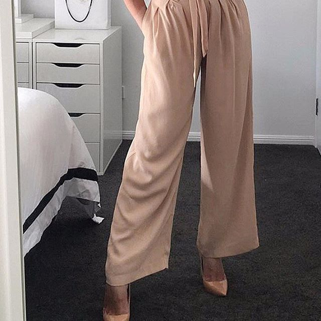 """Now trending babes: """"Hannah Leah"""" Pants with Belt 🌹🌞 $45>>$32.95 AUD ($24 US approx) ☑️ Sizes: small-xlarge, selling out fast 💨  #SataraPants shop.SataraMoonlight.com"""