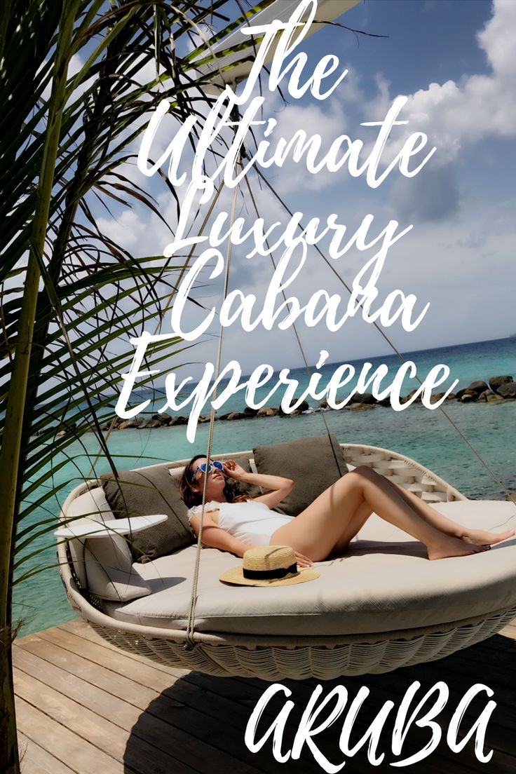 The Ultimate Luxury Cabana Experience 1849 best