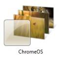 Chrome OS tema za Windows 7, Tema sadrzi 46 slike, visoke rezolucije