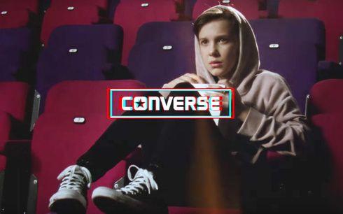 ドラマ「ストレンジャー・シングス」でブレイク! ミリー・ボビー・ブラウンが「コンバース」のキャンペーンビデオに出演|エル・ガール オンライン