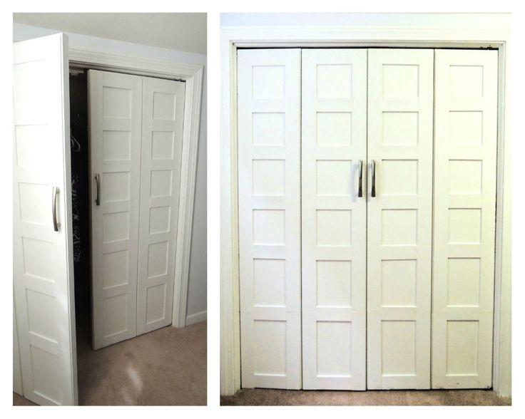 42 best 311 closet doors images on pinterest cupboard doors bedroom closet doors bifold door upgrade eventshaper