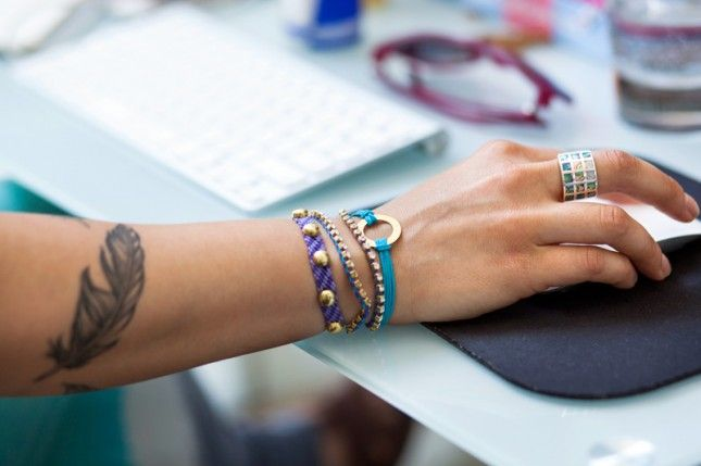 DIY: 4 fresh ways to make friendship bracelets