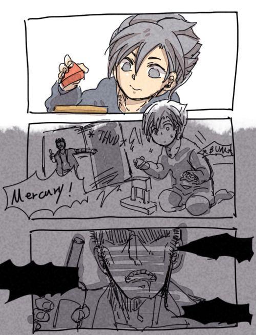 rwby mercury black | Tumblr