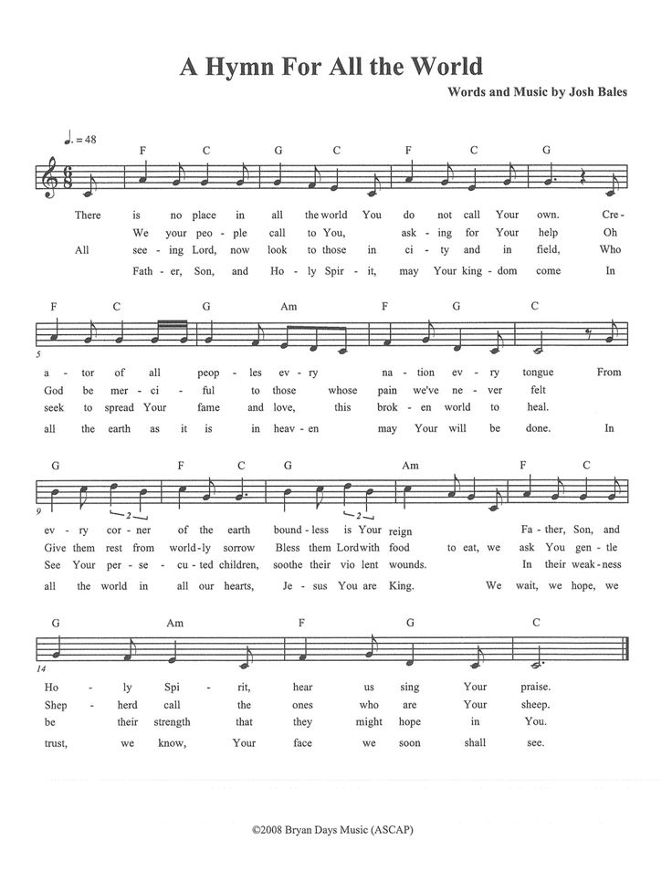 All Music Chords his eye is on the sparrow music sheet : 40 best Christian Hymn lead Sheets images on Pinterest | Sheet ...