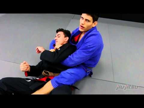 "Felipe ""Preguica"" Pena, Bow And Arrow Chokes: Jiu-Jitsu Magazine, Issue #29. - YouTube"