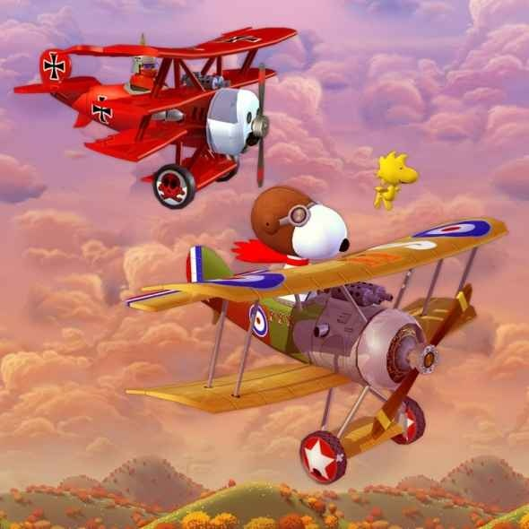 The WWI Flying Ace vs the Red Baron!