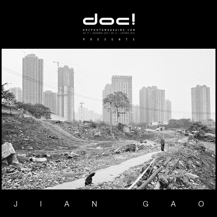 doc! photo magazine presents: Jian Gao - RED FRAGMENTS; doc! #17, pp. 89-113