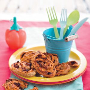 Whole Pizza Spirals #Kids #Lunchbox #SouthAfrica