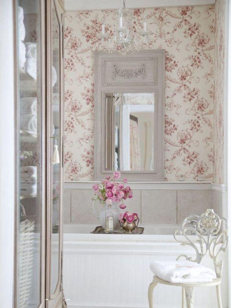 Les 25 meilleures id es concernant salles de bains romantiques sur pinterest salle de bain - Deco salle de bain romantique ...