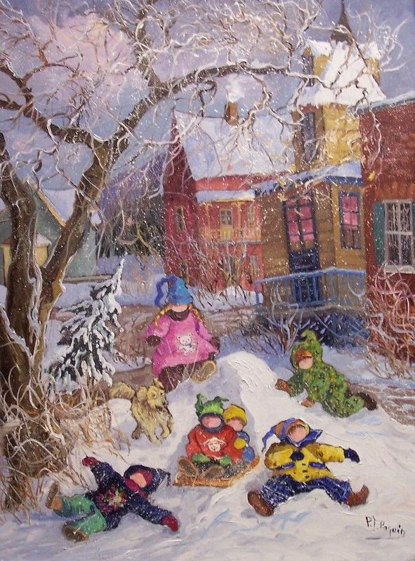 Quebec artist Pauline Paquin