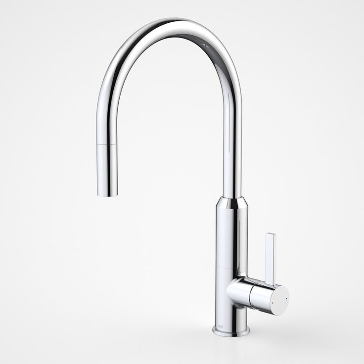 Dorf | Mixer Taps - Vixen - Vixen Retractable Sink Mixer Chrome