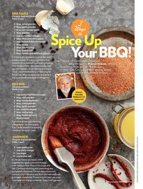 BBQ Pitmasters Myron Mixon BBQ SAUCE - 3 Ways to Spice Up Your BBQ! - Great Ideas : People.com