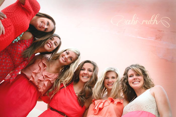 cute group pose; photo shoot ~ just some pretty girls being best friends » Abi Ruth
