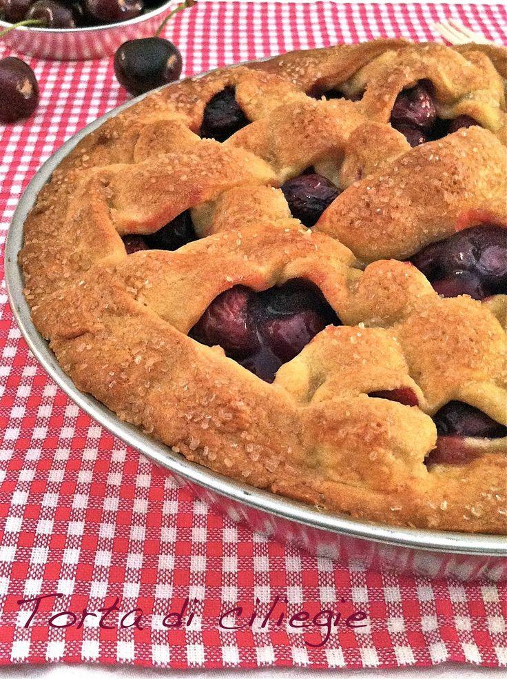 Cherry pie…ovvero: torta di ciliegie