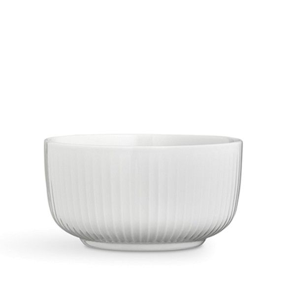 Hammershøi bowl medium white