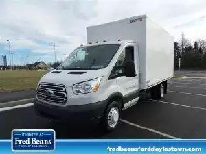 FORD TRANSIT Box Truck & Straight Trucks For Sale in Cabin John ...