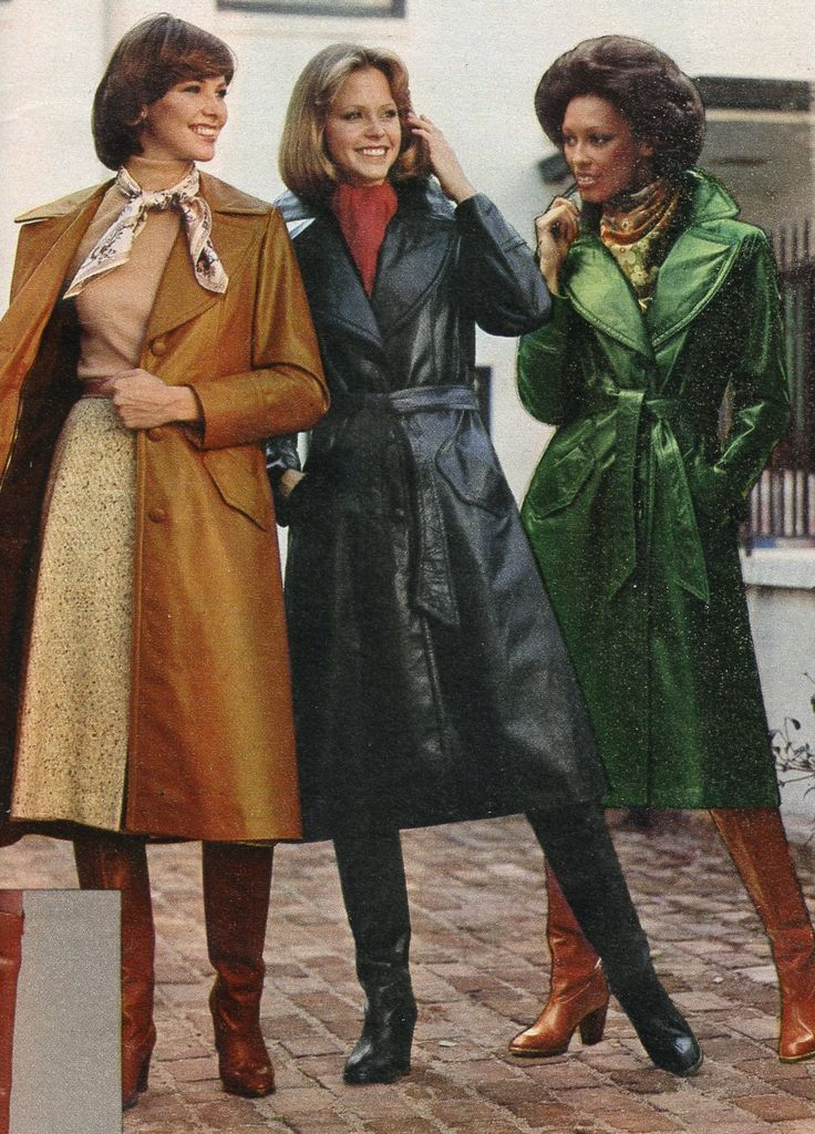 53dc209b524 Image result for vintage fashion catalogues 1970s  RaincoatsForWomenChic