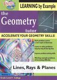The Geometry Tutor: Lines, Rays & Planes [DVD] [English] [2010], 15010148
