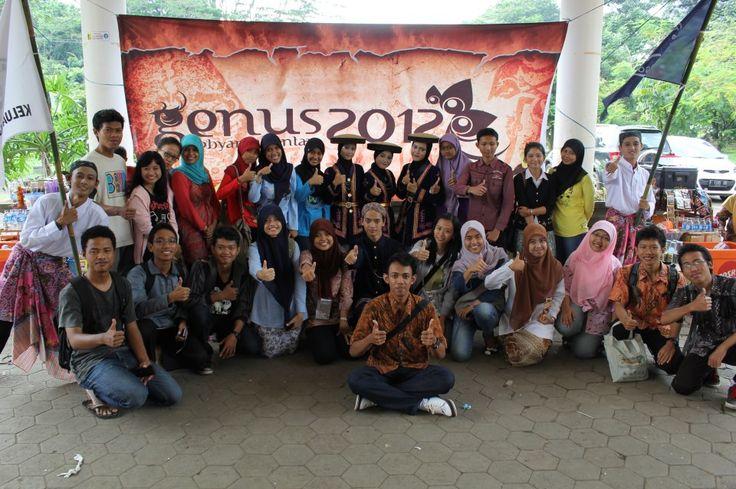 Gebyar Nusantara 2012 in Graha Widya Wisuda IPB