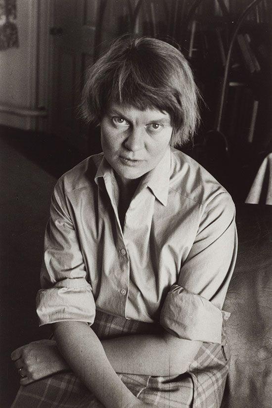 Iris Murdoch,Oxford,1959.