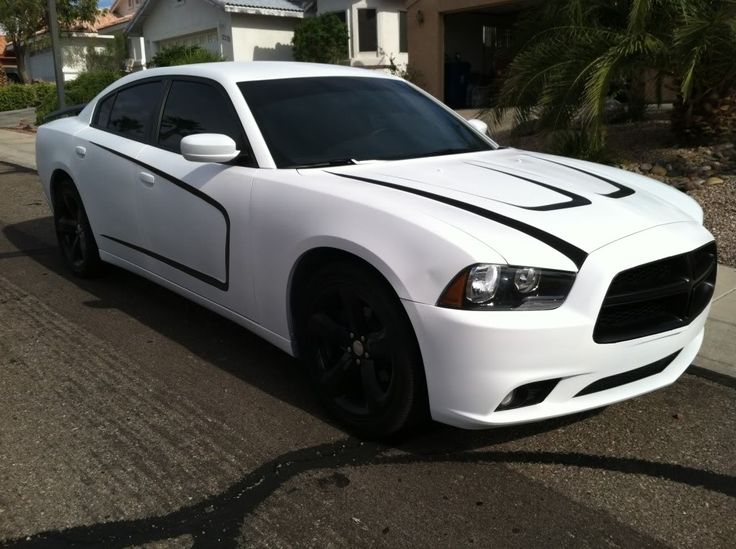 This is what I want to do to my Charger next Summer! This is the Storm Trooper done right! #plastidip #stormtrooper #dodgecharger