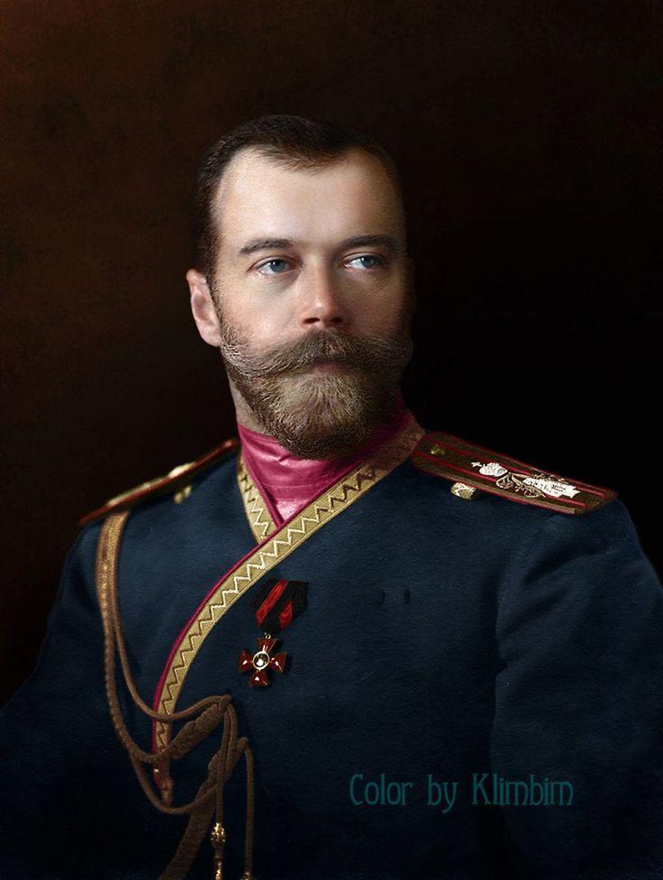 25 fotos coloridas da Rússia antiga