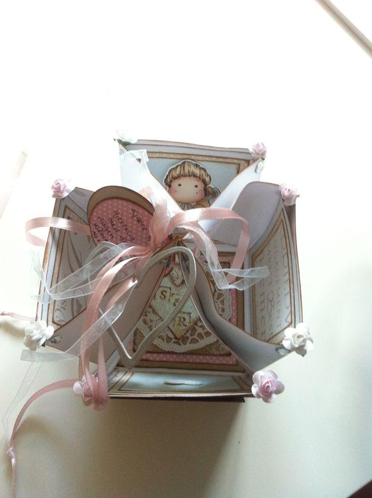 Homemade gift box