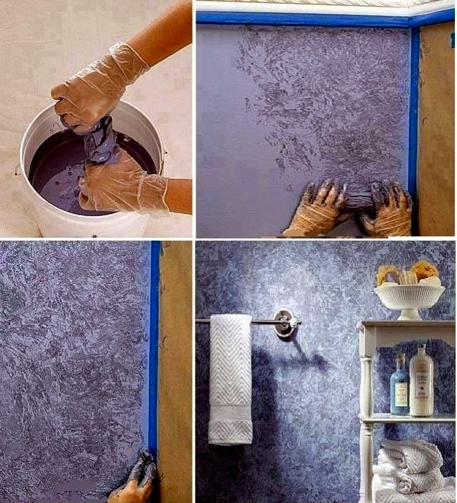 5 Creative Ideas For Decorating Walls: Decorative Painting Techniques For Creative Wall Design