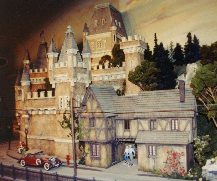 18 Best Images About Castle Dioramas On Pinterest Models