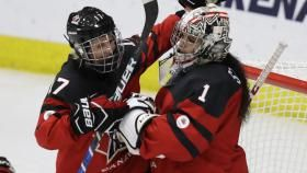 Team Canada will once again play for gold at the IIHF Women's World Hockey Championship after defeating Finland 4-0 in...