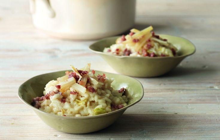 Ricetta Risotto con cardi e salsiccia - Le ricette de La Cucina Italiana