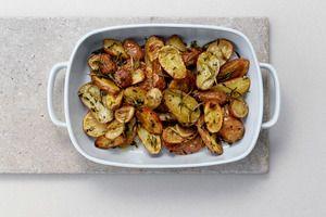 Recept Stoomoven | Rozemarijn-aardappelen
