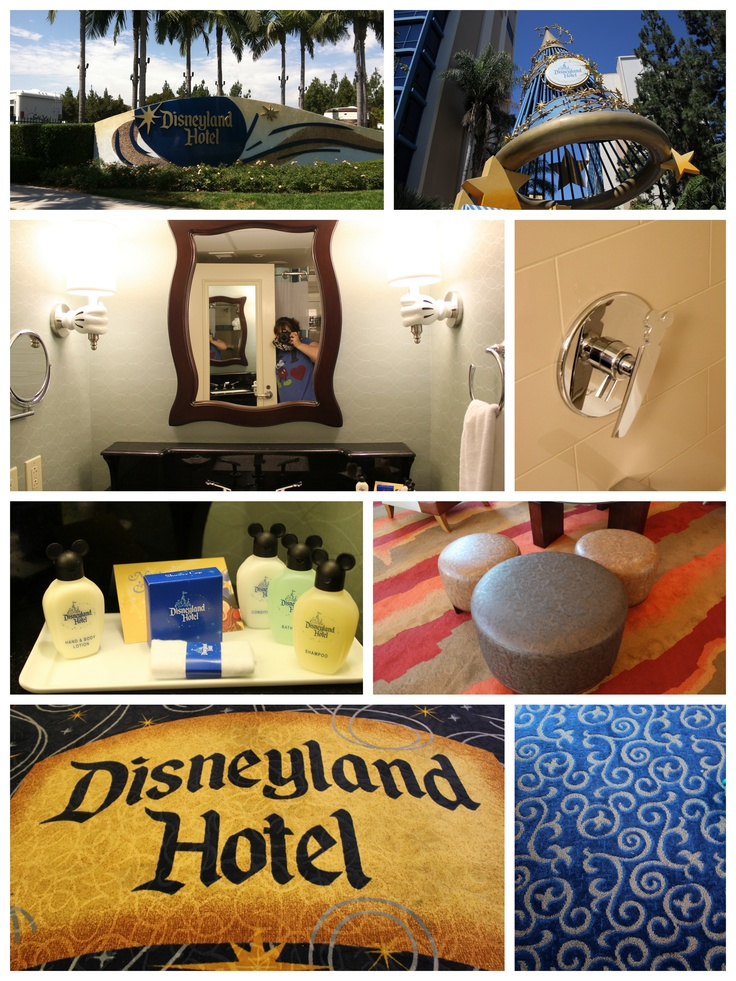I've been to Disneyland but have ALWAYS wanted to stay at the Disneyland Hotel!