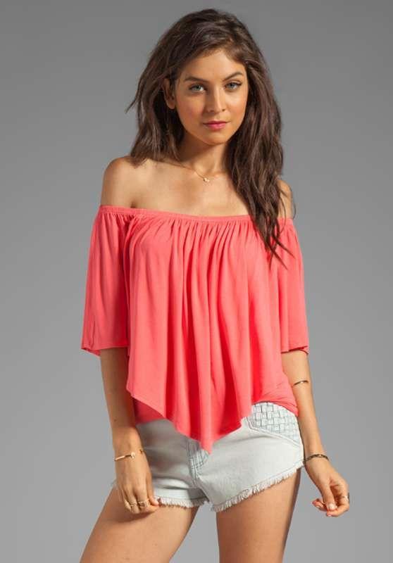 Blusas de moda casual elegante sin hombros   http://blusas.me/blusas-de-moda-casual-elegante-sin-hombros/