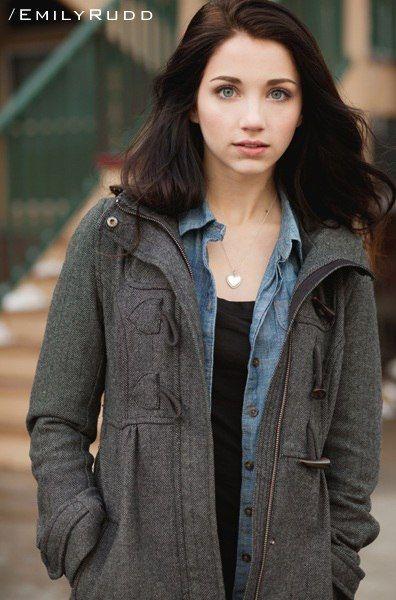 Emily Rudd as Penryn. Yes