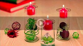 Watch 10 hours of votives burning - in just 20 seconds! Clean burning, votives liquify completely, using every last drop of wax and then self-extinguish. No mess, no fuss!  (Votives usually burn for 8-11 hours)