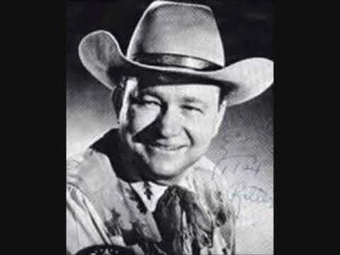 Tex Ritter--The Deck Of Cards...my grandma used to play this on her record player when I was little...always loved it