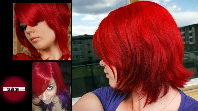17 Best Images About Semi Permanent Hair Dye On Pinterest