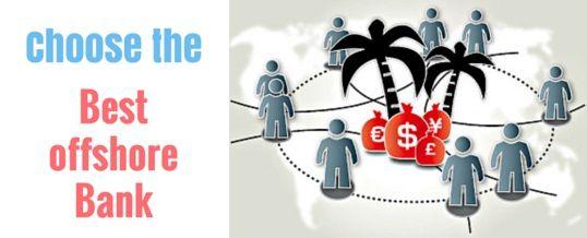 5 critères pour choisir la meilleure banque offshore - #banque #offshore #taxes #icoservices