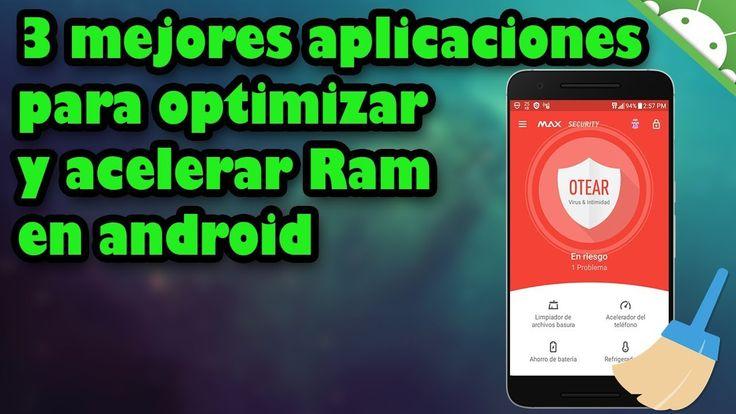 TOP 3┃Las 3 Mejores Aplicaciones De Optimización & Limpieza Para Android