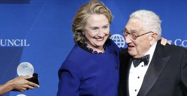 Bilderberg Kingmaker Kissinger Jokes About President Hillary Clinton  At Elite Gathering -- WHAT DIFFERENCE DOES IT MAKE??  -